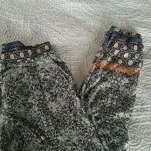 SR flowy pants